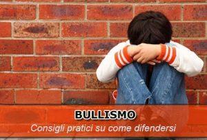 Bullismo consigli pratici