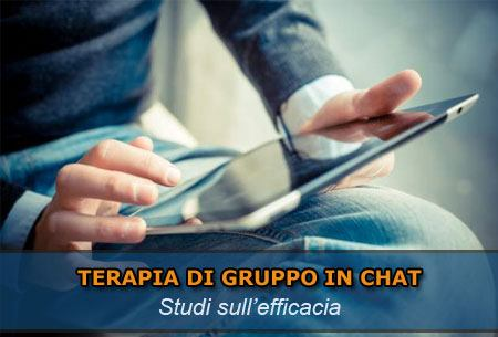 Terapia di gruppo in chat