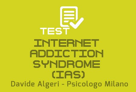 test internet addiction