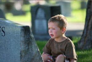 parlare di lutto ai bambini