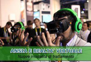 Ansia e realtà virtuale
