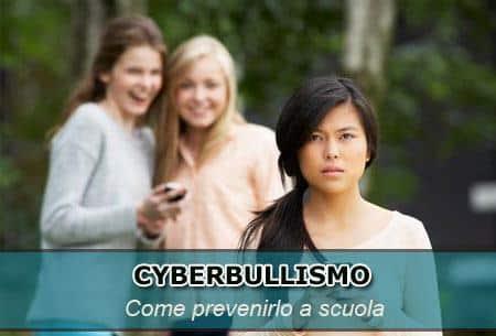 cyberbullismo e scuola