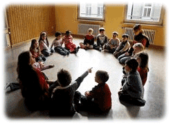 gruppi di figli di genitori separati