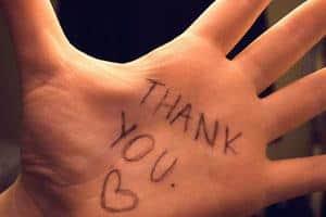 senso di gratitudine e cultura