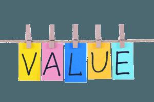 aggiungere valore alla vita degli altri