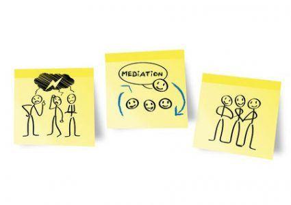 Fasi della mediazione familiare