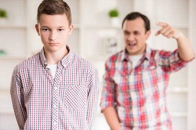genitore anaffettivo