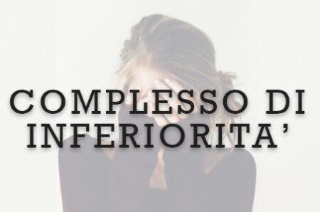 Complesso di inferiorità