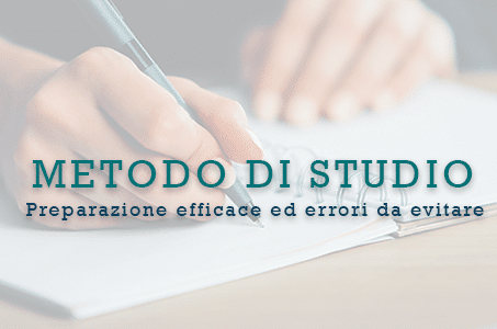 preparazione efficace all'università