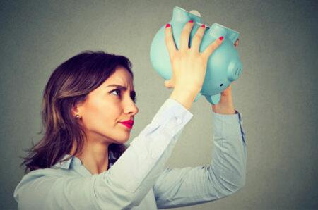 depressione e preoccupazioni economiche