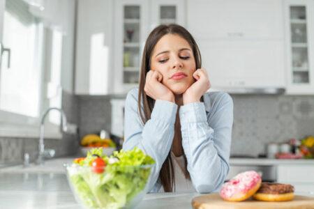 cibo spazzatura o dieta?
