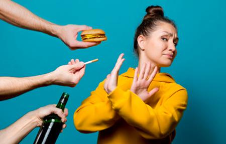 dipendenze alcol e fumo | coronavirus