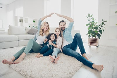 creare una famiglia felice